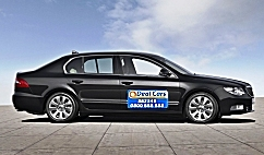 Large Saloon Cars Deal